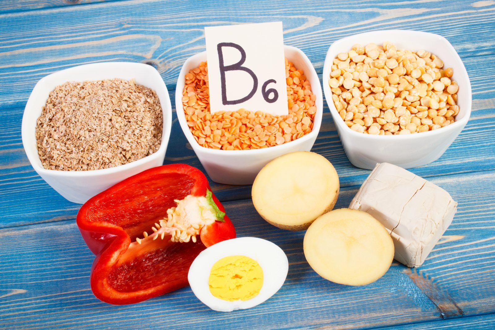 Vitamina para cachorro: grupo de alimentos que contém vitamina B6